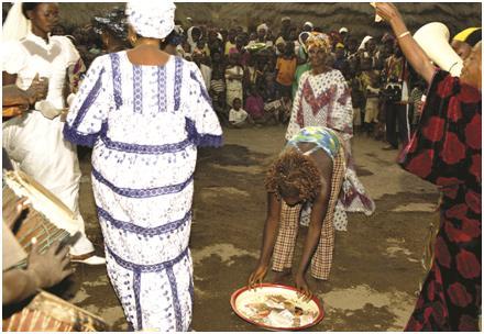 Γάμος στη Γουινέα