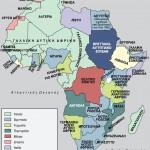 Ο Αποικιοκρατικός χωρισμός της Αφρικής