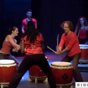 Taiko drums μαθήματα
